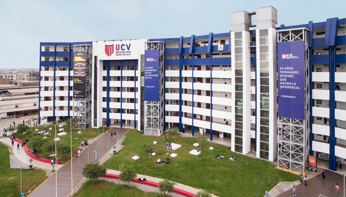 UCV: Universidad César Vallejo
